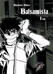 Balsamista, tom 1 (Mitsukazu Mihara)