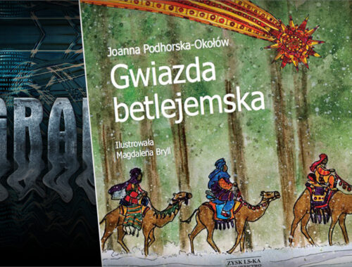 Gwiazda betlejemska - Joanna Podhorska-Okołów