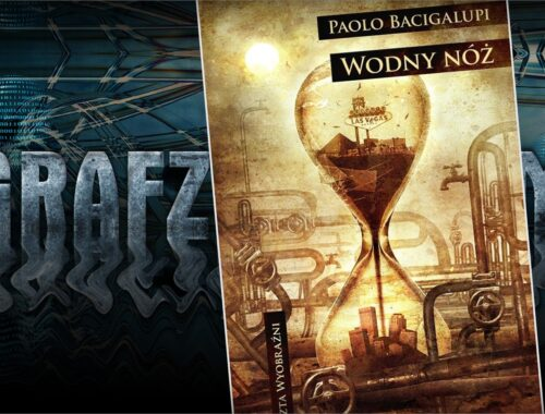 Wodny Nóż - Paolo Bacigalupi