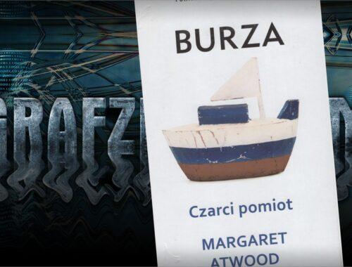 Burza / Czarci Pomiot - Margaret Atwood