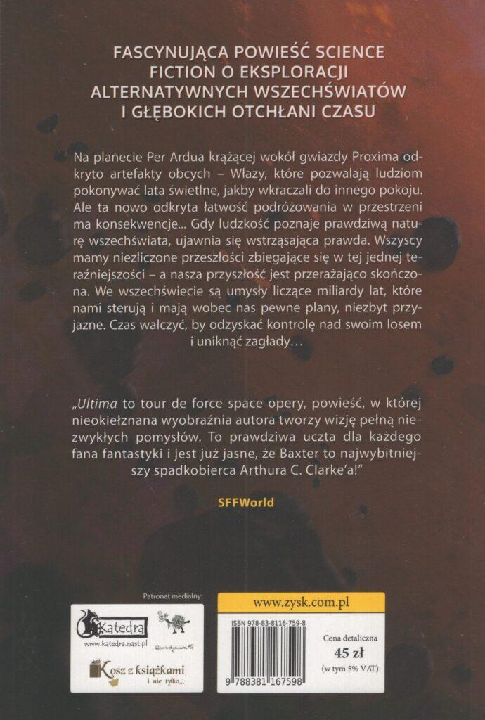 Ultima - Stephen Baxter