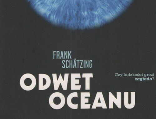 Odwet Oceanu - Frank Schatzing