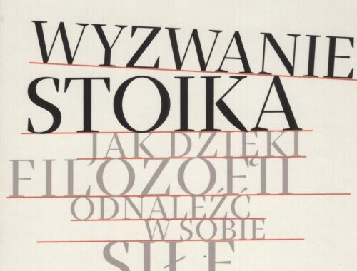 Wyzwanie Stoika - William B. Irvine